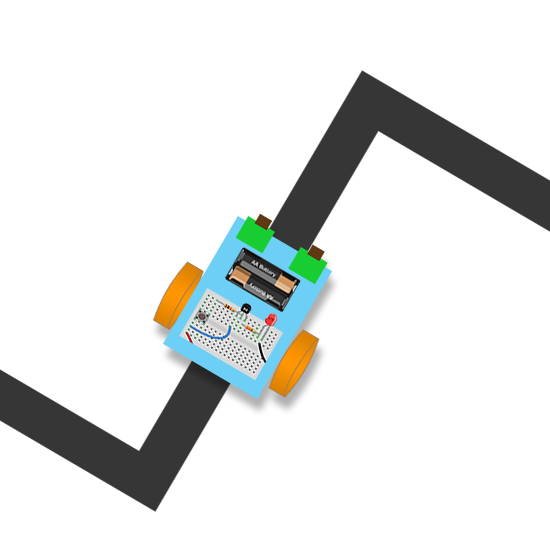 Line Follower Robot | Vaanahaa