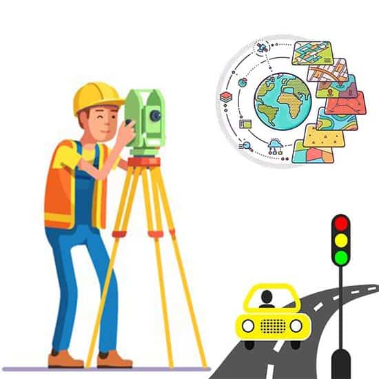 Summer Internship on Application of GIS & Traffic Management at Kolkata