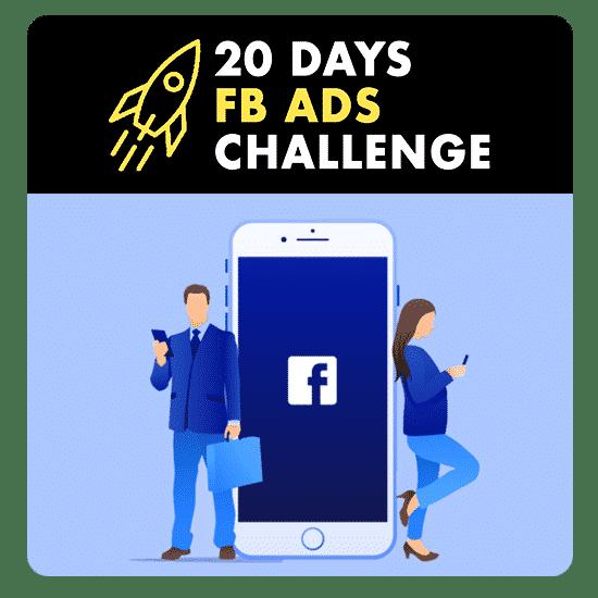 20 Days FB Ads Challenge -